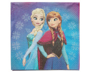 American Greetings Frozen Magic Lunch Napkins