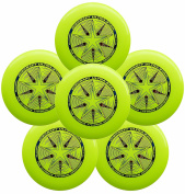 Discraft Ultra-Star 175g Ultimate Frisbee Sport Disc (6 Pack) Choose Colour