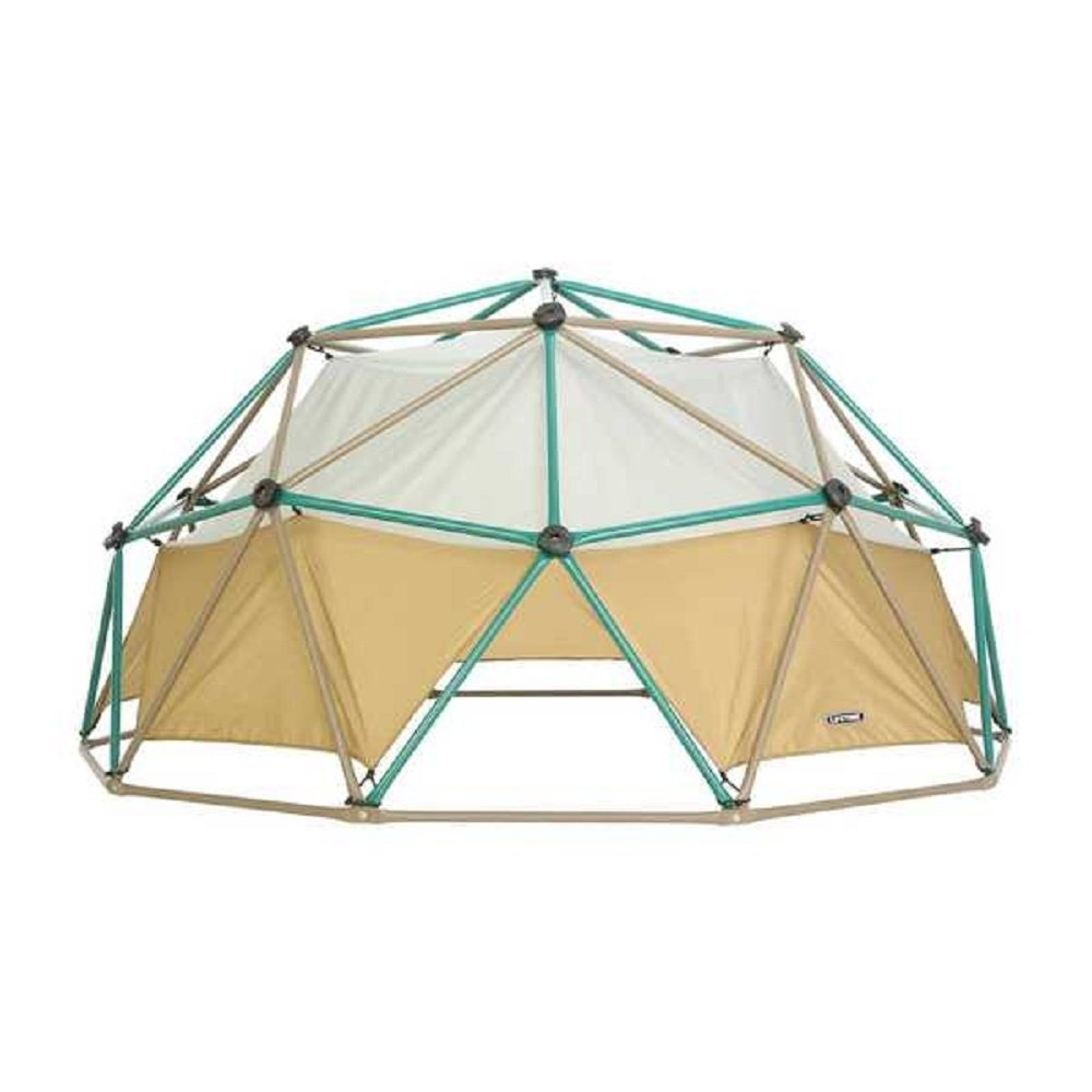 Buy Online  sc 1 st  Fishpond & NEW! Powder-coated Steel Dome Climber with Earthtone Canopy and Real ...