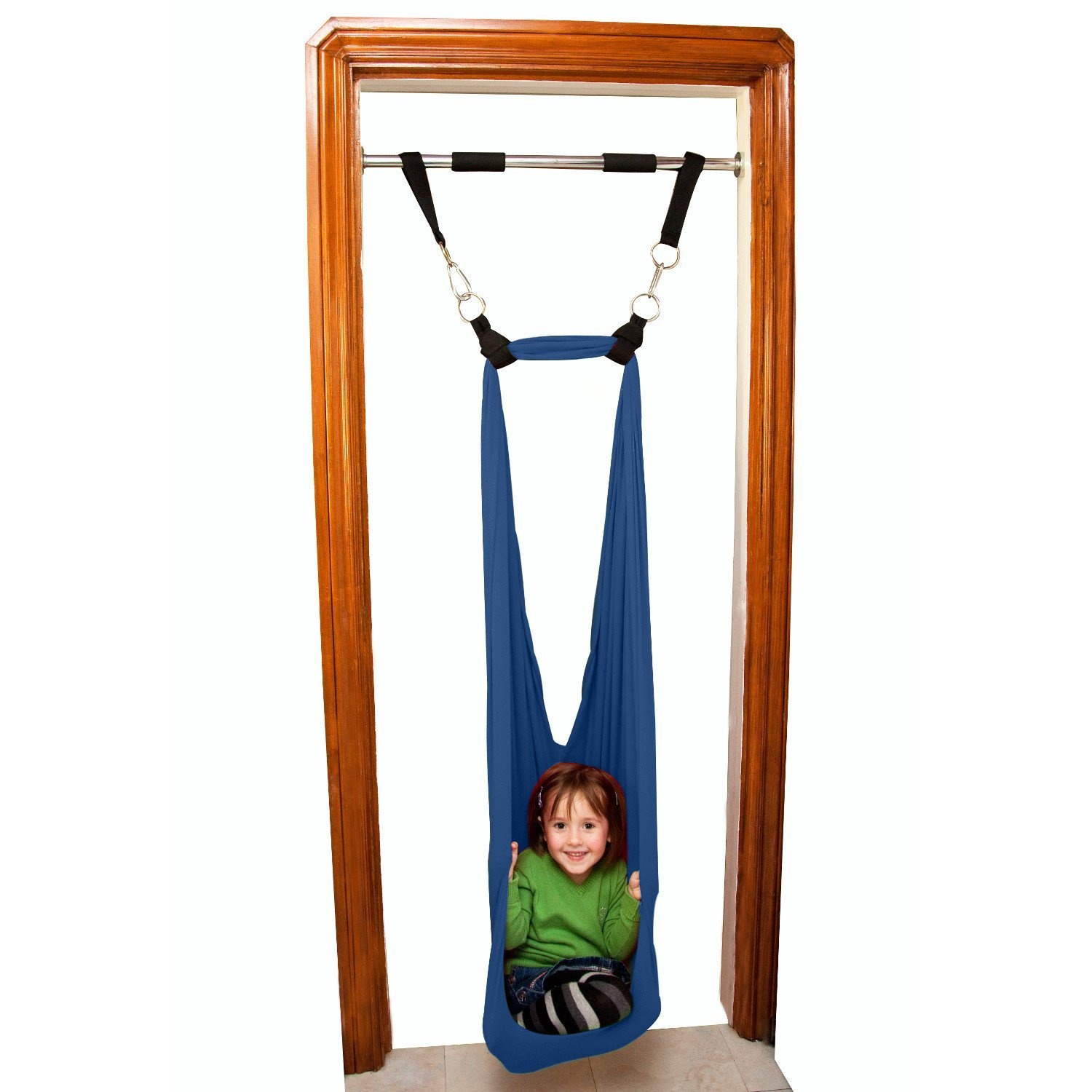 DreamGYM Door Frame Sensory Swing for Kids. Therapy Swing. Autism ...