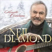 Acoustic Christmas CD by Neil Diamond 1Disc