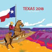 Texas Calendar 2018