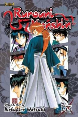 Rurouni Kenshin (3-in-1 Edition), Vol. 3: Includes Vols. 7, 8 & 9: Vol. 3 (Rurouni Kenshin (3-in-1 Edition))