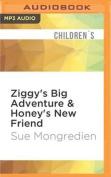 Ziggy's Big Adventure & Honey's New Friend  [Audio]