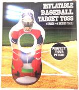 Inflatable Baseball Target Toss 110cm Tall
