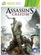 Assassin's Creed III (Microsoft Xbox 360, 2012) Brand New Sealed .