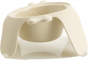 Pet Ego Yoga Pet Bowl, Medium, Ivory