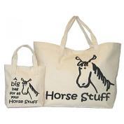 Moorland Rider Horse Stuff Big Bag Natural