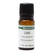 LorAnn Lime Pure Essential Oil, 30ml, Therapeutic Quality