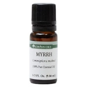 LorAnn Myrrh Pure Essential Oil, 30ml, Therapeutic Quality