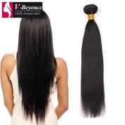 V-Beyonce 1 Pack Straight Hair 8A Grade 100% Unprosessed Virgin Brazilian Human Hair Extensions Bundles 70cm