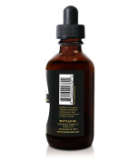 Moroccan Argan Oil 120ml for Hair and Skin From Tropical Holistic, 100% Natural, Organic, Cold Pressed