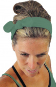 ice cream Removable BOW Foresta Green Workout Headband