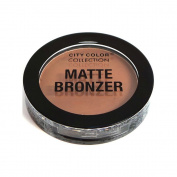 CITY colour - Matte Bronzer, Caramel