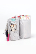 ToteSavvy Mini (Soft Grey)