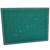 A2 Self Healing Cutting Mat Non Slip Printed Grid Line Knife Board TE338