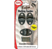 Rope Railing Guides 3/Pkg