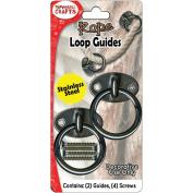 Stainless Steel Loop Guide 2/Pkg