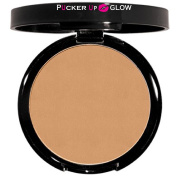 Soft Focus Pressed Powder in Honey a Medium Beige Shade with Very Warm Undertones for Medium Skin Tones That Delivers a Lightweight Complexion Perfecting Smooth Finish to Even Skintone