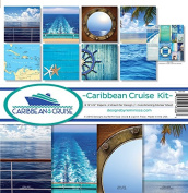 Reminisce CRU-200 Caribbean Cruise Collection Kit