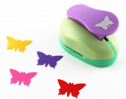 Tekyo Creative Life 5.1cm Paper Craft Punch,card Scrapbooking Engraving Kid Cut DIY Handmade Hole Puncher.-Butterfly