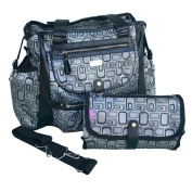 Boxum - Limited Edition Premium Nappy Bag and Matching Nappy Wallet