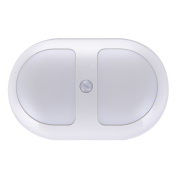 LED Sensor Light Night Light Voice and Light ControlYellow