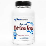 Supreme Nutritional Yeast / all the B vitamins // 100 Capsules // Pure // by PureControl Supplements