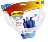 Command Corner Caddy with Water-Resistant Strips