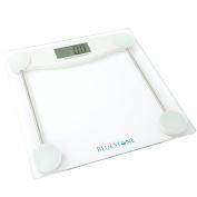 Bluestone Digital Glass Bathroom Scale with LCD Display, Clear