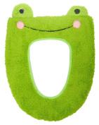 Hestio Cute Cartoon Animal Toilet Seat Cushion Mat Bathroom Soft Warm Washable