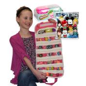 Disney | Shopkins Compatible Bundle Toy Organiser Pink