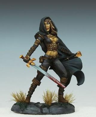 Female Assassin DSM-7415