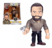 NEW 10cm JADA TOYS ACTION FIGURE COLLECTION - THE WALKING DEAD RICK GRIMES Action Figures By Jada Toys