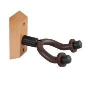 Mira-Tech Hardwood Guitar Wall Hanger Keeper Hook Holder for Home and Studio