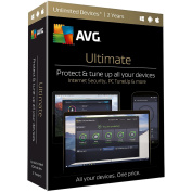 AVG Ultimate, Unlimited Devices, 2 Years