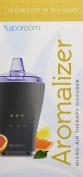 SpaRoom Aromalizer Microair Therapy Diffuser, Grey, 0.3kg