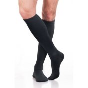 Fytto 1080 Compression Socks Cold Weather 15-20mmHg Circulatory Graduated Compression,Travel,Varicose-Veins Dress Socks,Cotton Hosiery Knee High