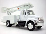 International 4200 Line Maintenance Truck 1/43 Scale Diecast Metal Model