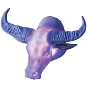 Dreams Hunting Trophy Door Light, Buffalo, Blue