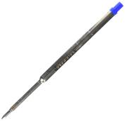 Waterman Ballpoint Refill for Ballpoint Pens, Fine point, Blue ink