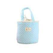Lalang Portable Thermal Insulated Tote Pouch Cooler Lunch Box Storage Picnic Bag Lunch Box Bag