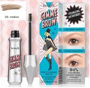 Benefit Cosmetics NEW Gimme Brow - 3 Medium - 3g