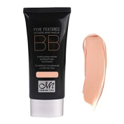 BB Cream - M.N UV protection Moisturising BB Cream 50ml Makeup Cosmetic Foundation Supernatural Hydrating Face Care 77g whitening£¨07£©
