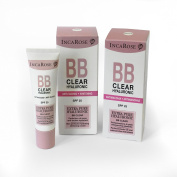 Incarose Extra Pure Hyaluronic BB Clear Hyaluronic SPF 25 30ml - Colour : Light
