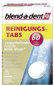 blend-a-dent Cleaning Tabs Long Lasting Freshness, 2-Pack
