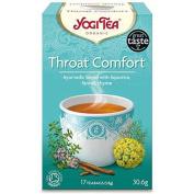 Yogi Tea Throat Comfort Organic 30g