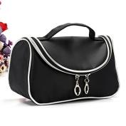 Hrph Cosmetic Bag Large Capacity Wash Bag Travel Storage Cosmetic Sorting Bags Makeup Cases Cosmetic Organiser