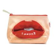 Catseye Cosmetics Bag - Red Lips/Lips