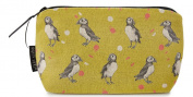 Puffin makeup bag - citrus